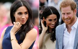Meghan Markle's odd reaction when asked if she and Prince Harry were serious