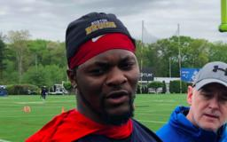 Jamie Collins addresses returning to New England, 2016 trade to Cleveland