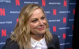 "Amy Poehler Reveals the ""Tricky"" Part of Making ""Russian Doll"""
