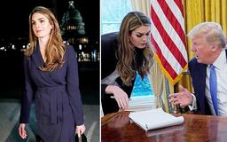 Hope Hicks will testify in Democrat-run House hearing NEXT WEEK - the first Trump administration veteran to yield to a subpoena about Russia