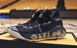 "The Under Amour Curry 6 ""Thank You, Oakland"" Bids Farewell to The Town"