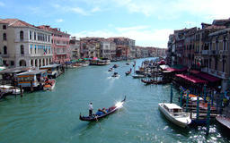 Protesters In Venice Calling for Ban on Large Cruise Ships