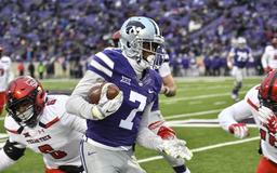 Chris Klieman on departed Kansas State WR Isaiah Zuber: 'I wish him the best'