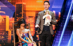 'America's Got Talent' magician Nicholas Wallace speaks out about possessing Gabrielle Union: She had 'no idea what happened' [WATCH]
