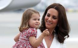 """Kate Middleton Tried Braiding Princess Charlotte's Hair and Things Didn't Go """"Very Well"""""""