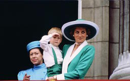 How Old Was Princess Diana When She Died?