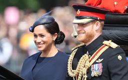 Prince Harry & Meghan Markle's Upcoming Africa Tour Has A Special Connection To Princess Diana