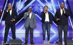 Gabrielle Union, Army Brat, Flips For Voices of Service Singers on AGT