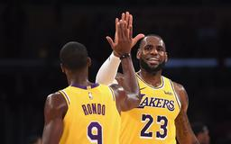 Rajon Rondo wants to come back to the Lakers, and the team might have interest in his return, but reportedly wants to look at other players first