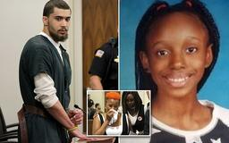 'Burn in hell for all of eternity': Mother's searing words to confessed killer, 20, sentenced to life in prison for raping and stabbing to death his neighbor's 11-year-old daughter