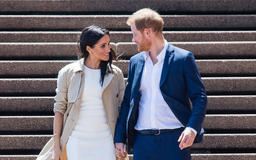 30 Times Prince Harry Blatantly Checked Out Meghan Markle