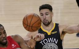 Klay Thompson: Injury 'Didn't Affect Me' in Warriors' Game 4 Loss vs. Raptors