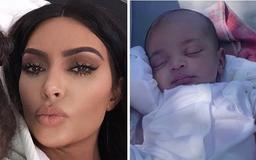 Kim Kardashian Revealed Her New Baby's Middle Name And We All Should Have Seen It Coming TBH