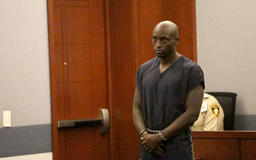 Ex-NFL player's murder case going to trial in Las Vegas