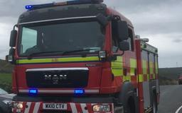 Pregnant woman's SOS to fire service who cut ring off her finger