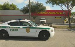 Body found in parking lot of Advanced Auto Parts in northwest Miami-Dade