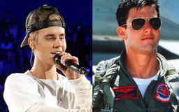 Justin Bieber Backs Out Of 'Top Gun' Star Tom Cruise Fight Like The Punk He Is