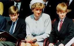 Prince William Refused To Speak To Princess Diana After She Did This