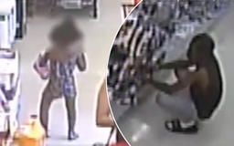 Video shows alleged shoplifting that sparked Phoenix police confrontation