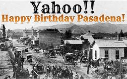 Celebrate in Cowpoke Finery When History Museum Ropes In Pasadena's 133rd Birthday Party
