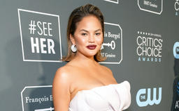 Chrissy Teigen Claps Back When Social Media User Asks If She's Pregnant: 'Think Twice'