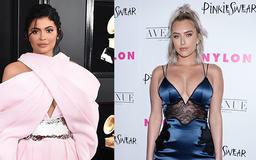 Kylie Jenner Gets Drunk & Falls Off A Chair While Trying To 'Keep Up' With BFF At Birthday Bash