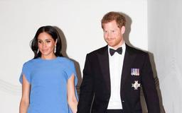 Prince Harry and Meghan Markle Have Been Secretly Hosting Super-Fancy Dinners at Their Frogmore Cottage Home