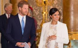 Prince Harry, Meghan Markle share new photo of Archie for Father's Day