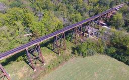 One Teen Dead, Another in Serious Condition after Being Struck by Train on Pope Lick Bridge