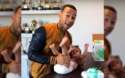John Legend Has Written Brilliant Potty Training Songs — But There's a Catch