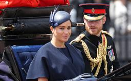 Prince Harry's First Anniversary Gift For Meghan Markle Takes Cues From Will's Present To Kate