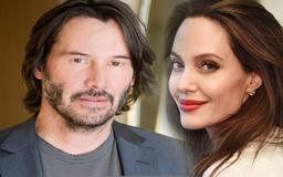 "Keanu Reeves and Angelina Jolie to star in Marvel Studios' ""The Eternals"" movie?!"