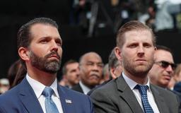 Irish Bar Says Eric and Donald Trump, Jr. Actually Paid Hefty Bar Tab: 'We Do Not Appreciate Being Misquoted'