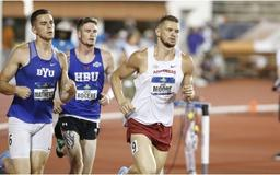 Moore Takes Third-Place In Decathlon