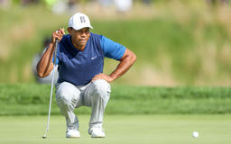 Tiger Woods Just Finished His Final Round At The U.S. Open