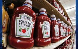 Florida man charged with pouring ketchup on girlfriend