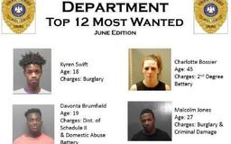 "Hammond Police asks for leads finding ""Most Wanted"""