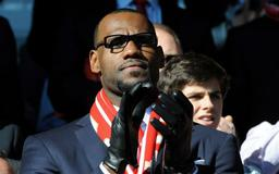 LeBron James Was Overjoyed By Liverpool's Champions League Victory Over Tottenham