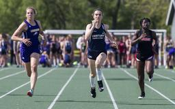 Track and Field: Century girls, boys thriving