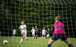 Saginaw Nouvel claims triple-OT win for trip to girls soccer regional final
