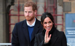 Why were Prince Harry and Meghan absent from Order of the Garter ceremony?