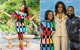 Twinning Foes: Kandi Burruss and Phaedra Parks Managed to Wear the Same Dress 10 Days Apart