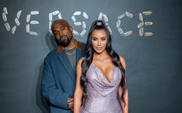 Kim Kardashian Releases First Picture Of Newborn Son, Psalm West