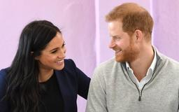 Why Meghan & Harry Won't Choose William & Kate to Be Baby Archie's Godparents