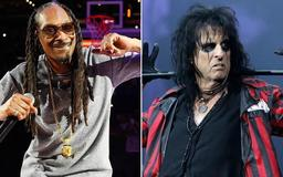 Alice Cooper Hangs Out With Snoop Dogg In A Special Event