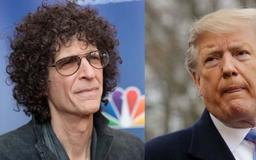 Howard Stern says he has 'inside information' that Donald Trump's run for president was a publicity stunt to get a better deal for 'Apprentice'
