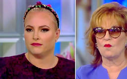 Meghan McCain Calls Joy Behar a 'Bitch' On-Air While Discussing Donald Trump: 'I'm Paid to Do This'