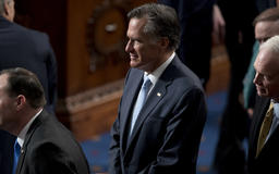Utah Sen. Mitt Romney says Donald Trump's re-election is 'not a sure thing'
