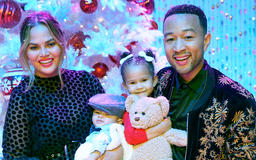 John Legend Reveals His Father's Day Plans: We're Flying to Cannes
