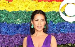 Lucy Liu Sported the Loofah Look at the Tony Awards and We're Living for It